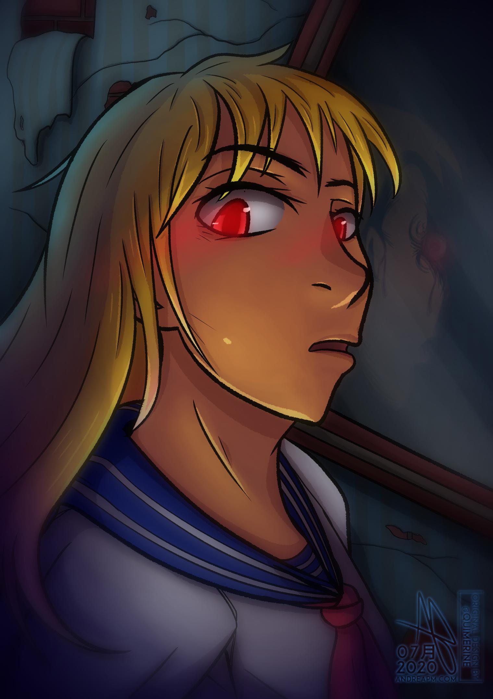 [ART FIGHT] Gyaru's Reflection
