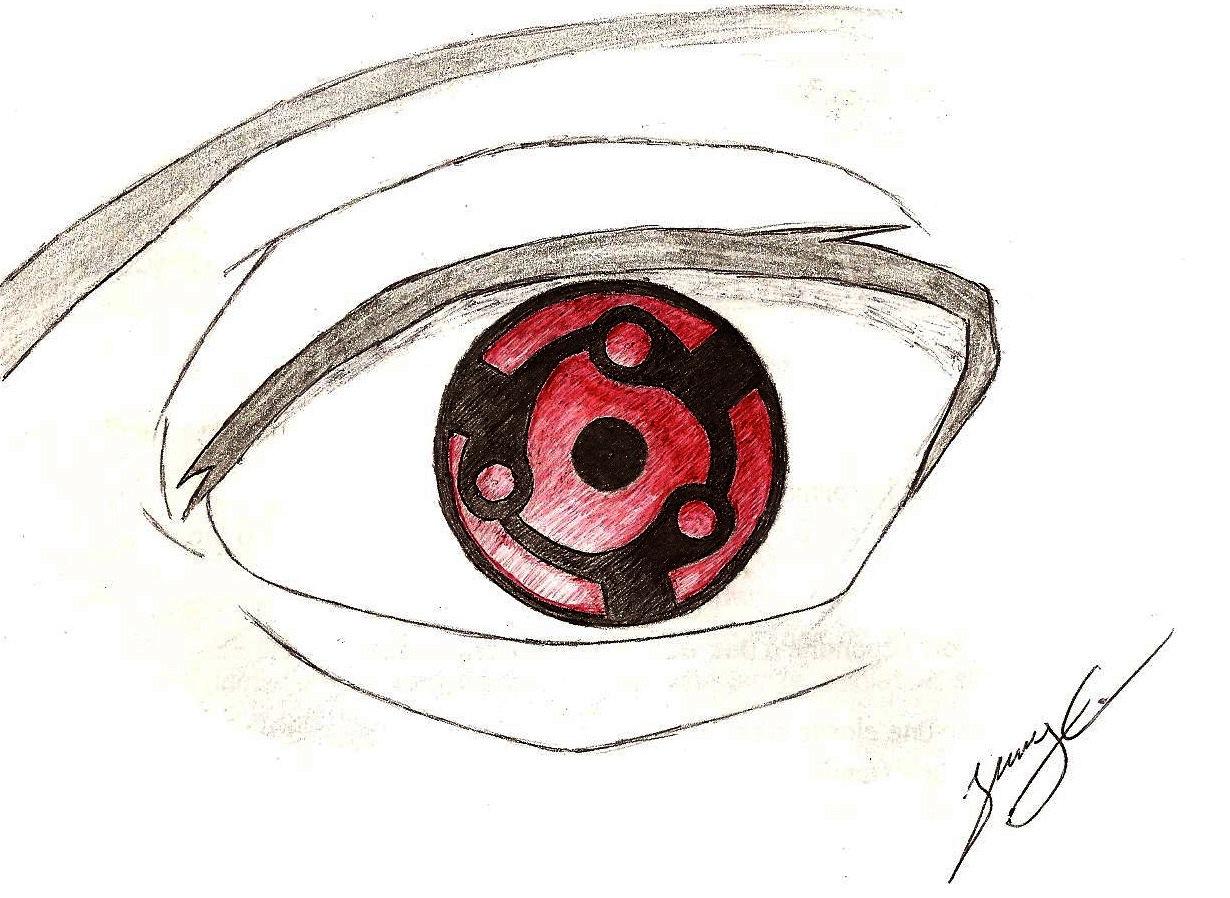 Uchiha Madara's Eye