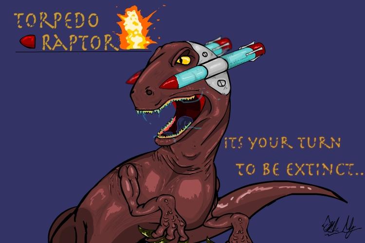 Torpedo Raptor