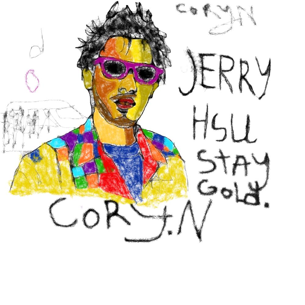Jerry hsu stay gold