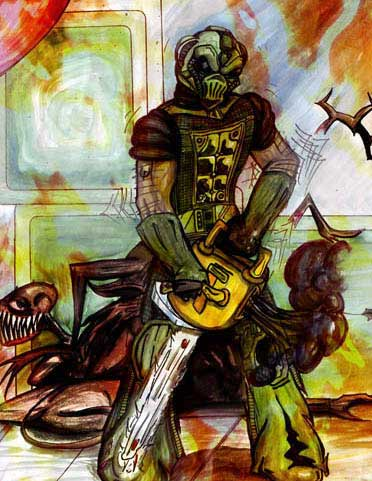 Doom - Space Marine