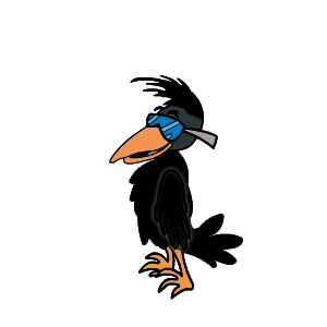 hero crow