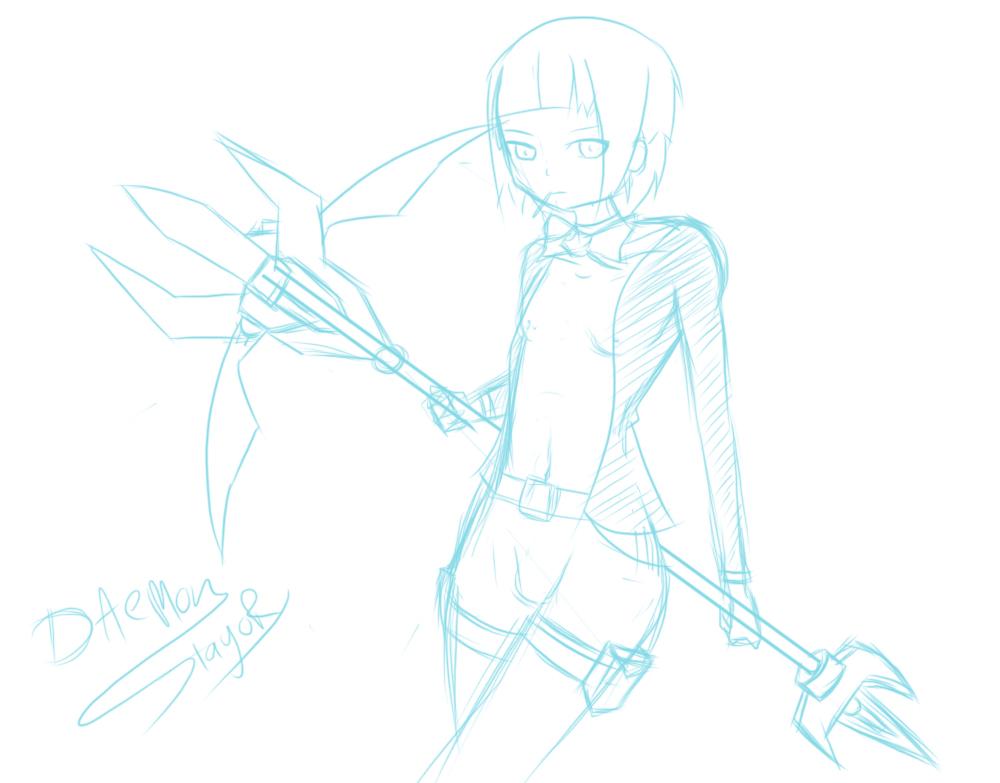 Demon Slayor Sketchwork