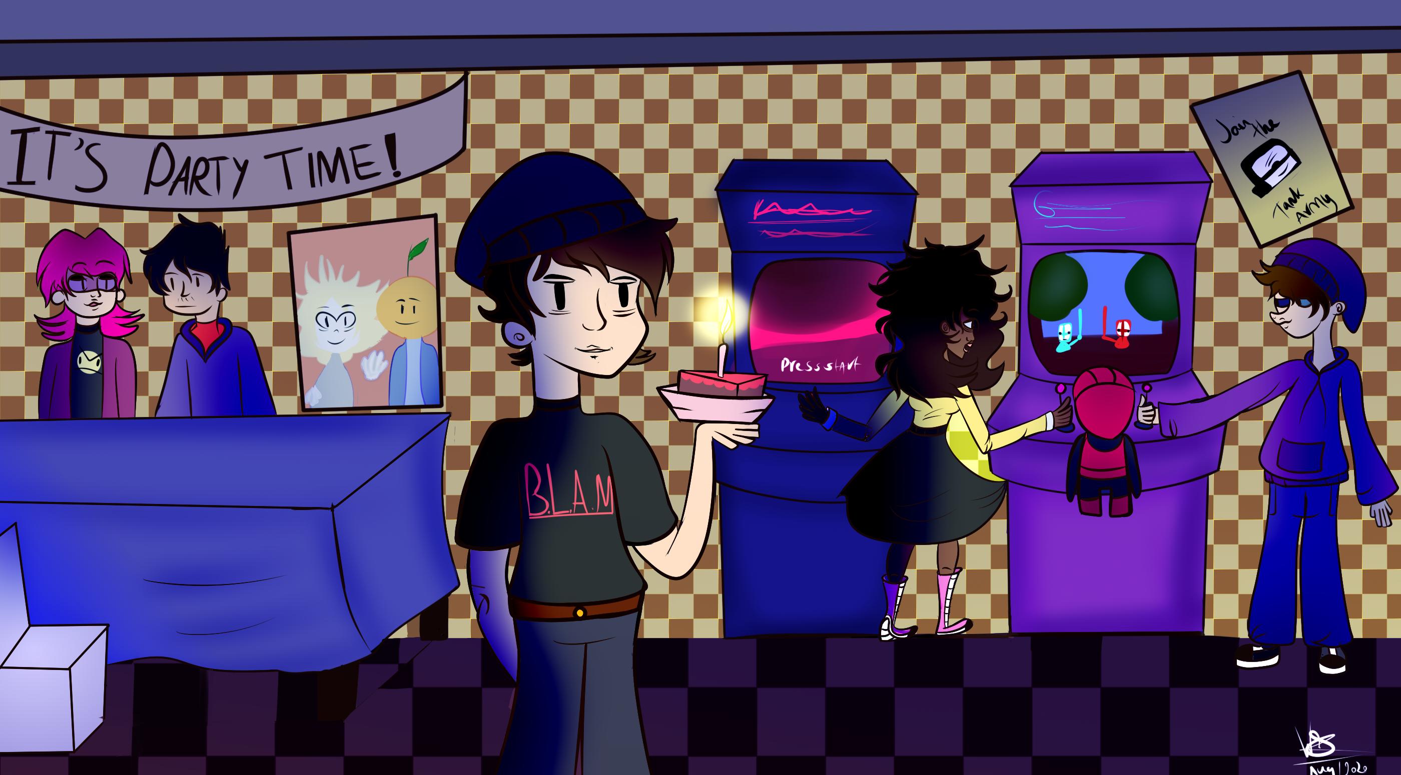Arcade Party!