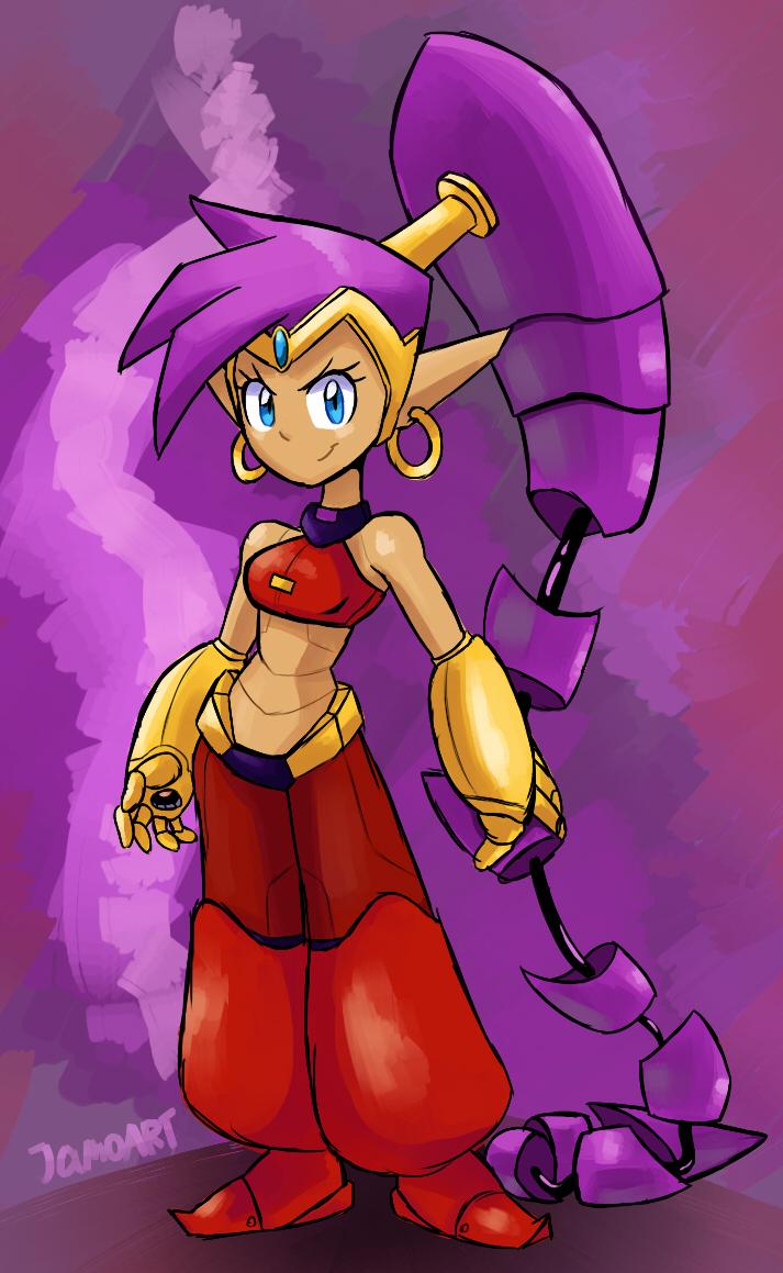Shantae Robotmaster