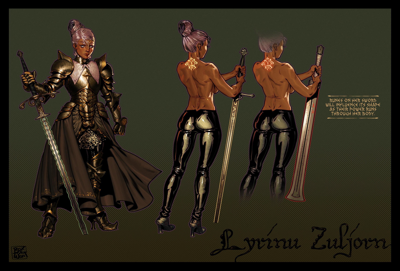 Lyrinu Zuljorn