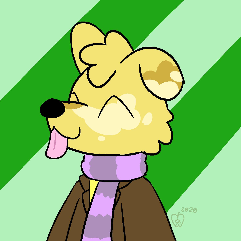 [Art Fight] Goldie