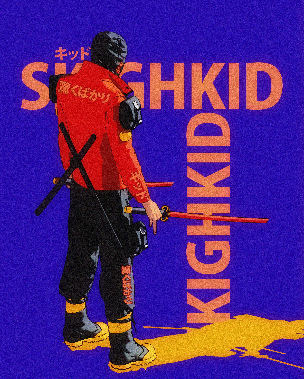 Cover art for SKIGHKID