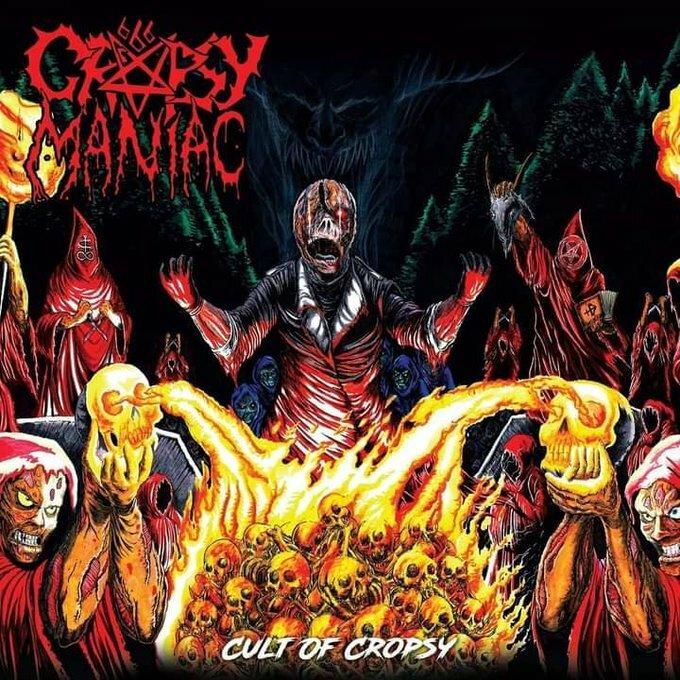 """Cropsy Maniac """"Cult of Cropsy"""""""