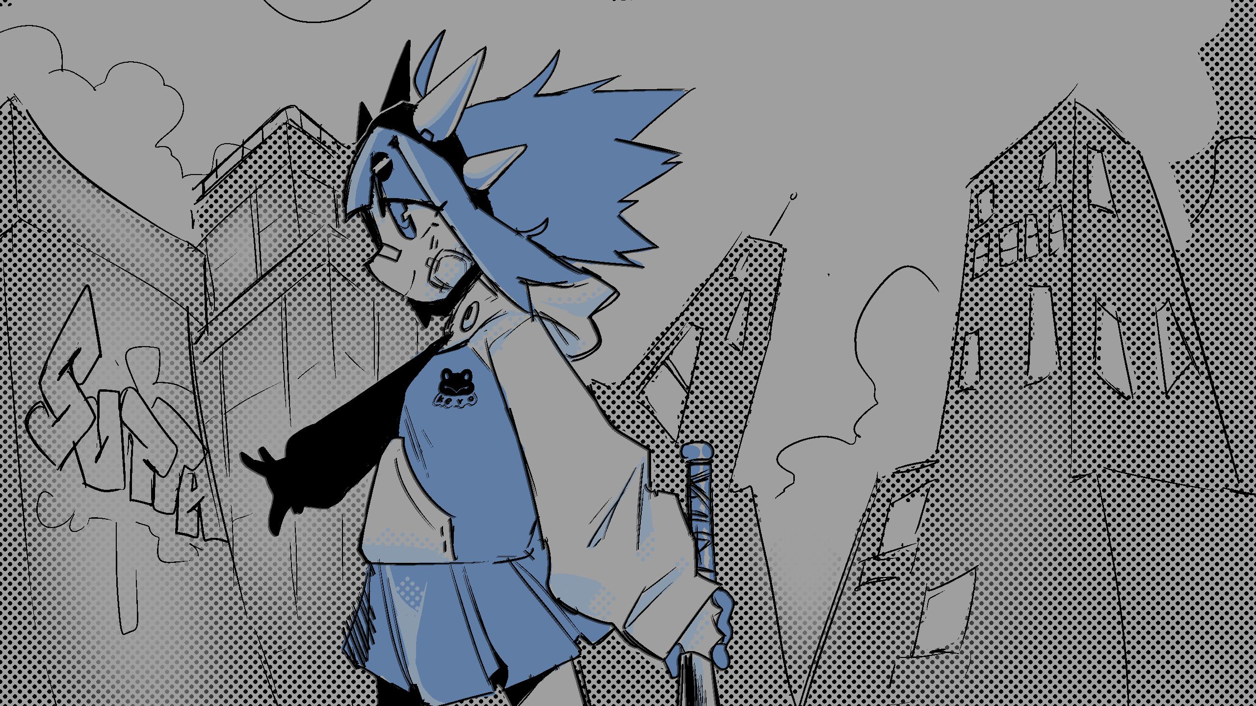 Her City, Her Rules