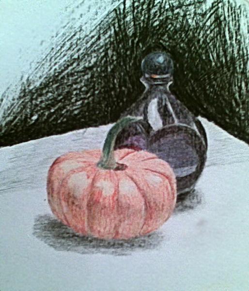 Pumpkin'n'Bottle