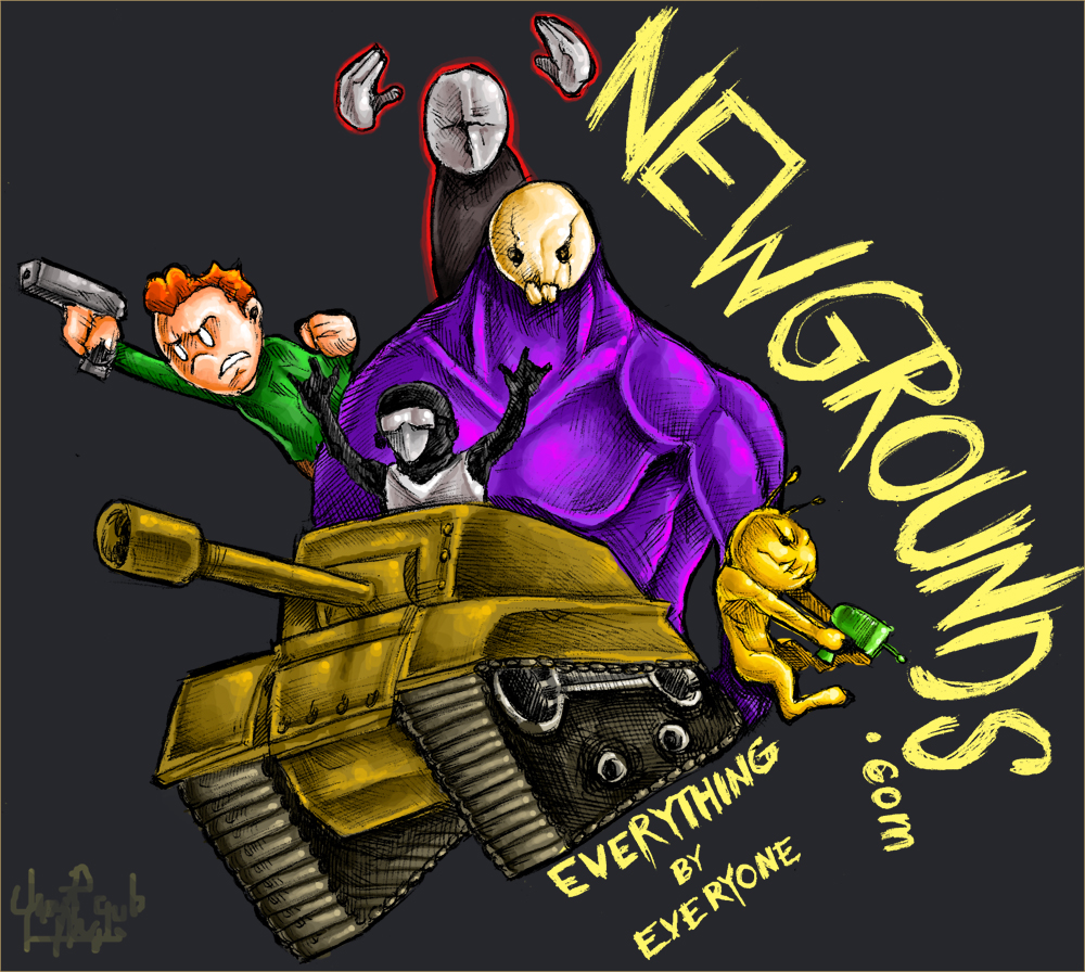 Newgrounds Is Awesome