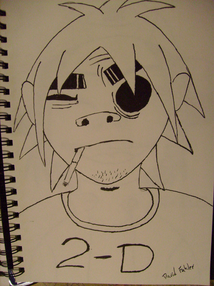 2-D drawing