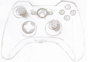 Xbox conroller RD