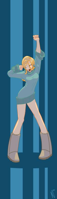 Jumper Girl 3