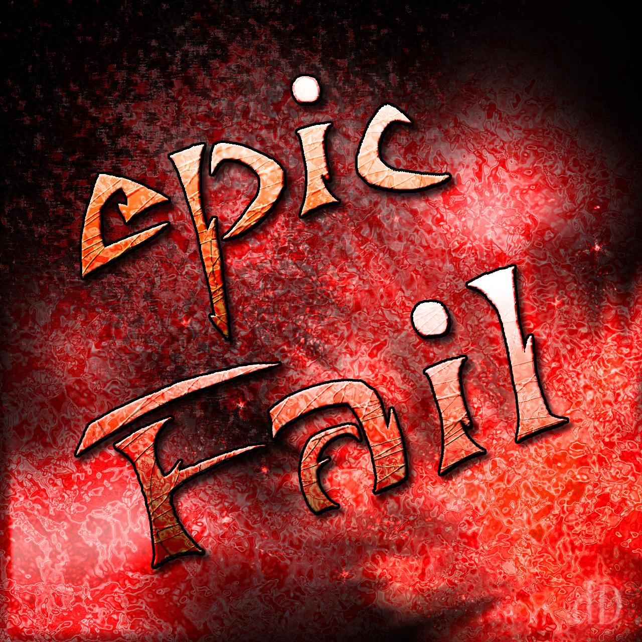 Epic Fail Logo