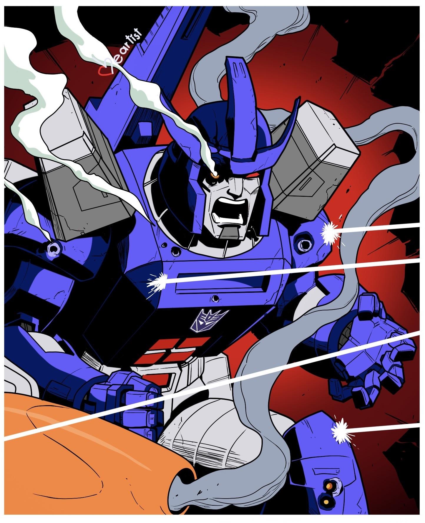 Transformers Tuesday: GALVATRON