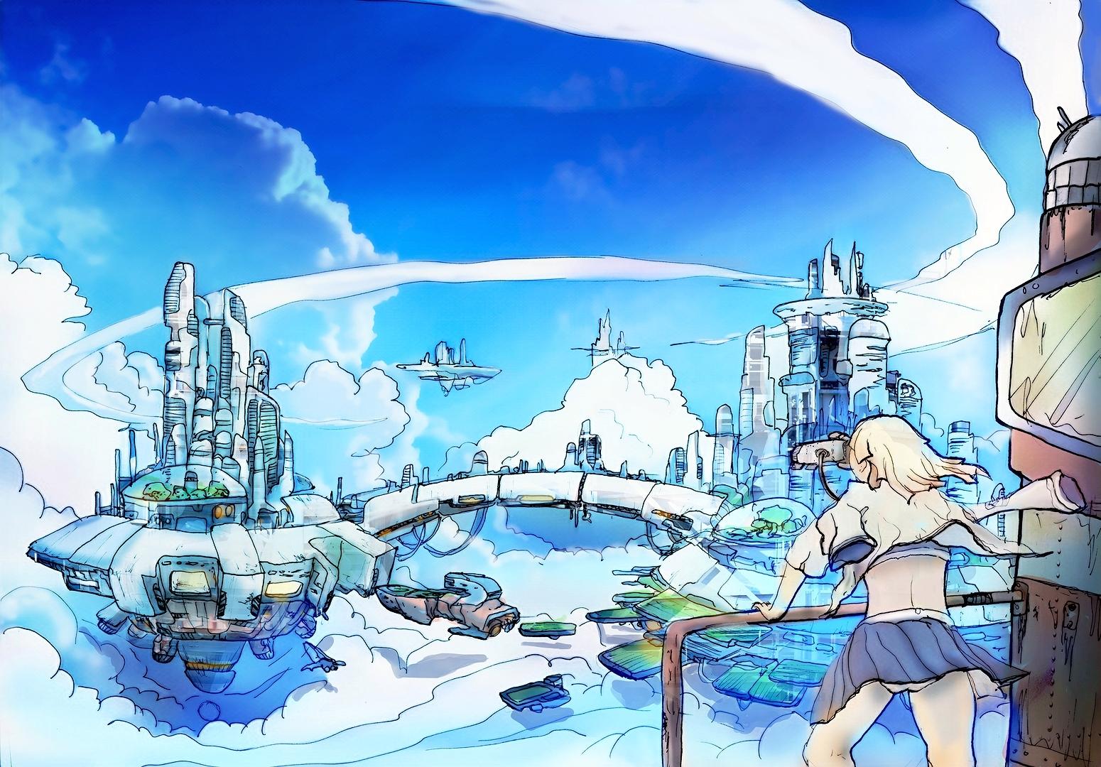 Blue Sky TwinCity