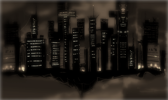 Completed City