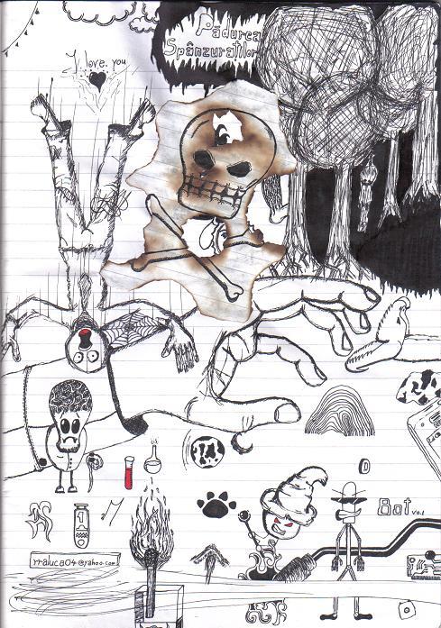 Random Doodlage