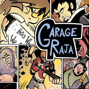 Garage Raja Teaser