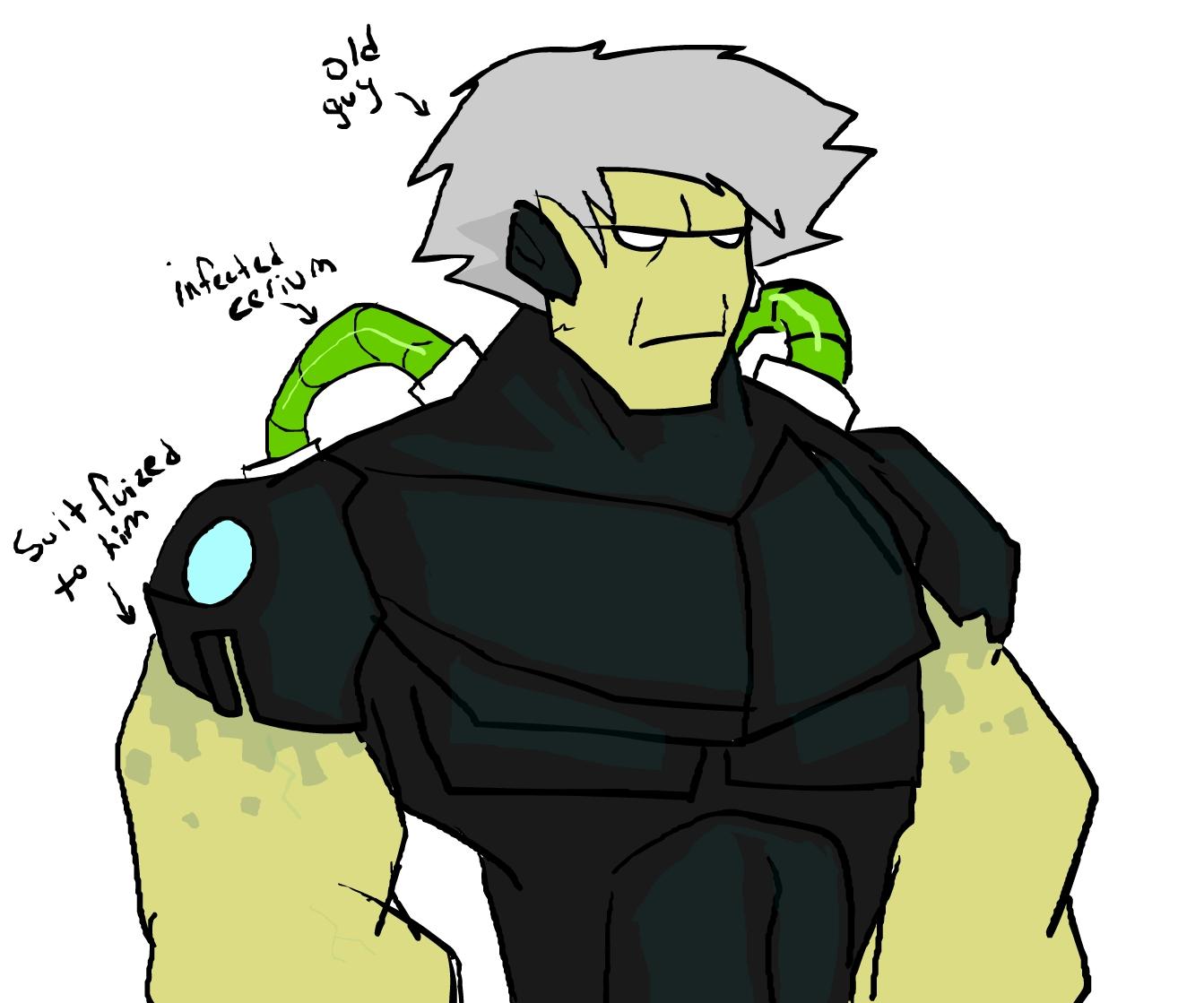 The main villain Jedrick