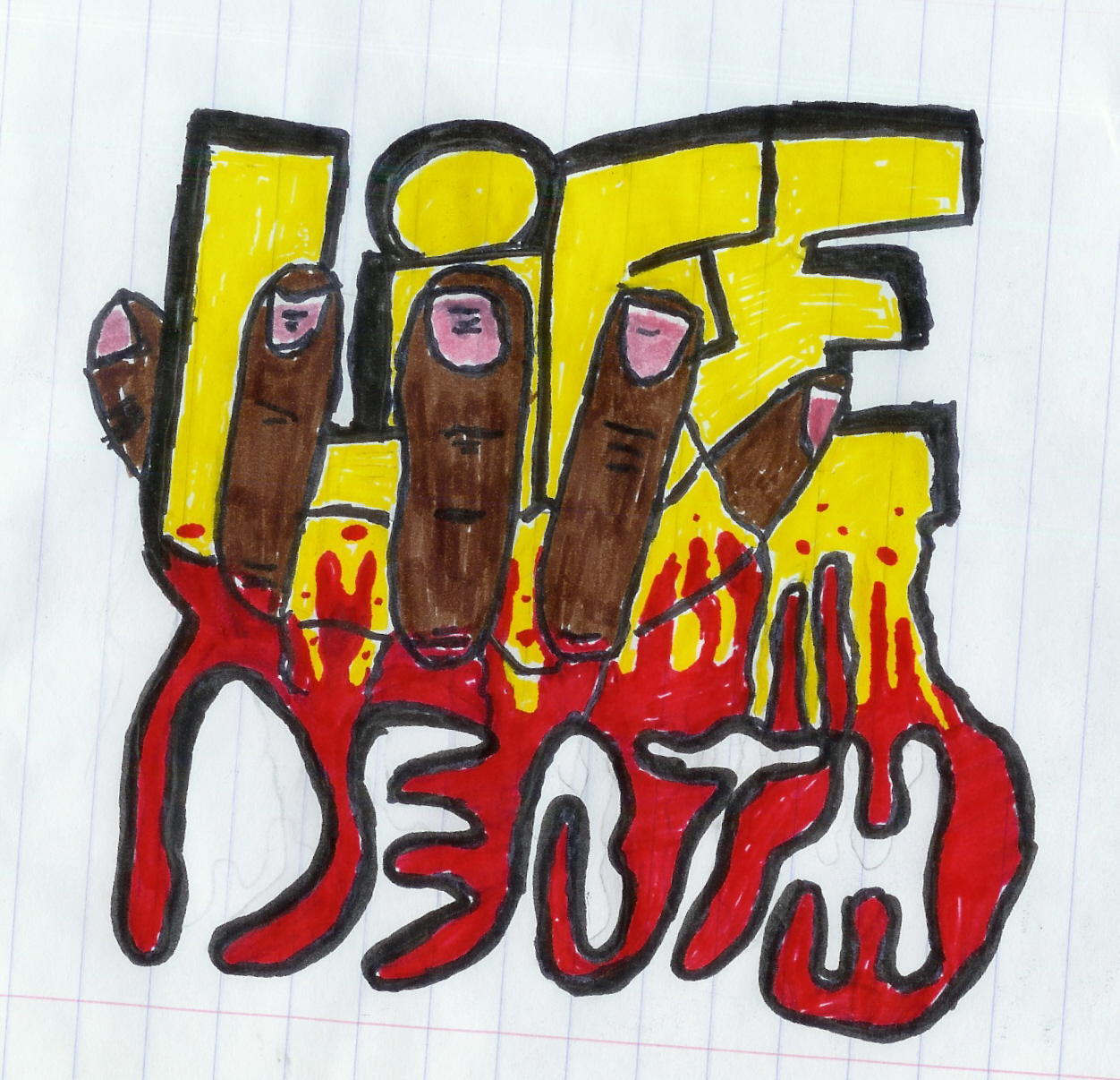 Life/Death in your own hands