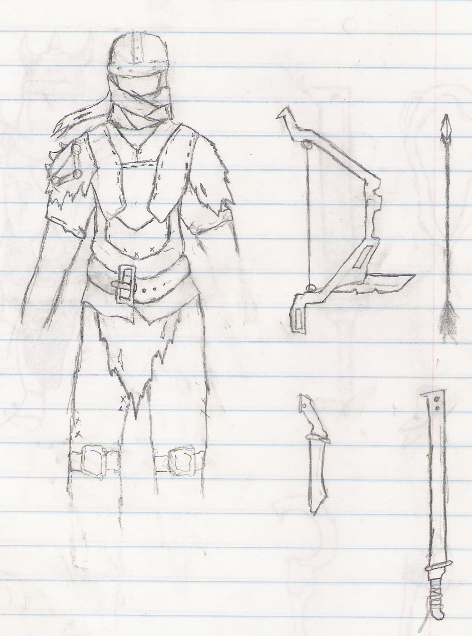 Theif - Armor Concept