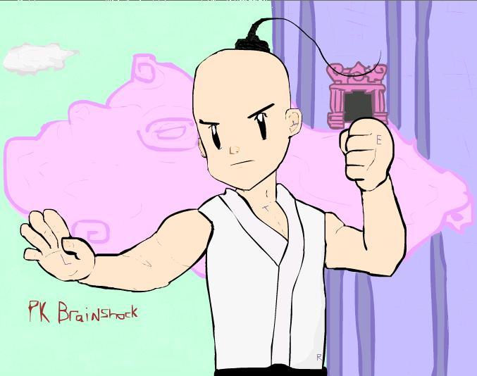 PK BrainShock!!