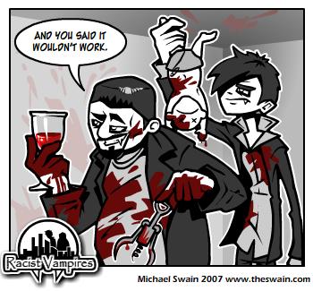 Racist Vampires 4