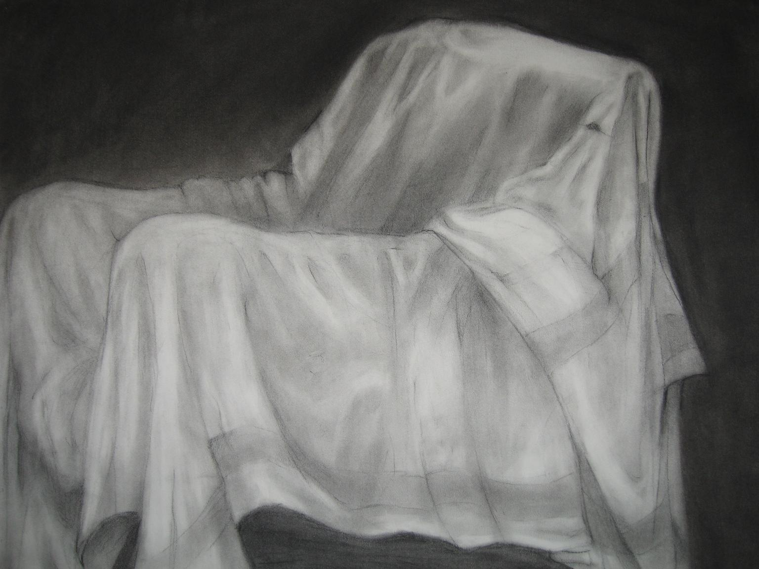 """Blanket on Chair"""
