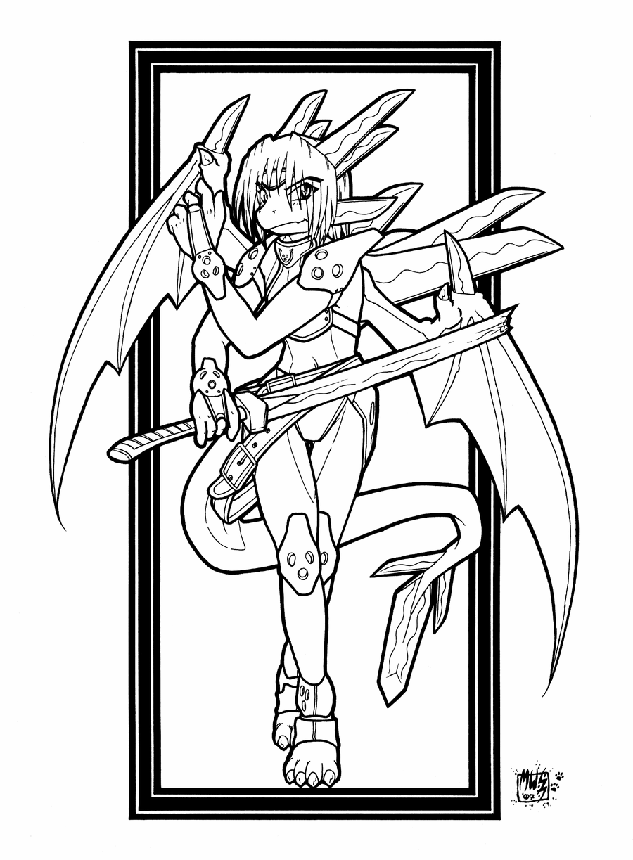 -Ultima Dragon-