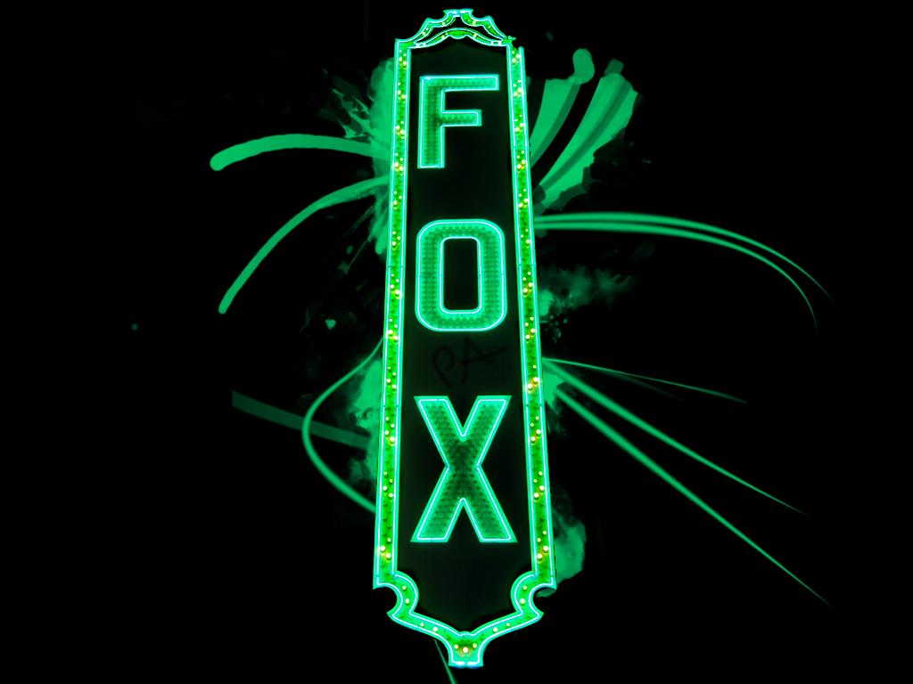 Fox Theater Background