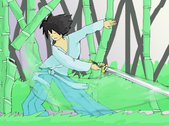 Bamboo Slicer