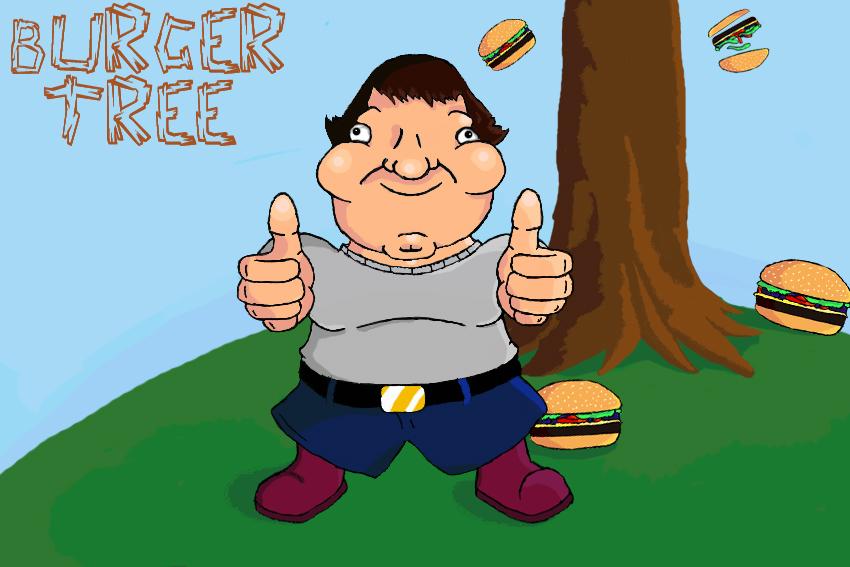 Burger Tree!
