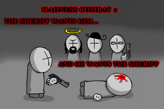Madness Combat 2 Poster