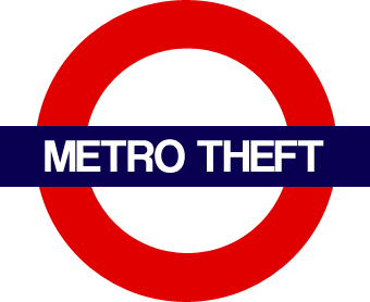 Metro Theft Logo