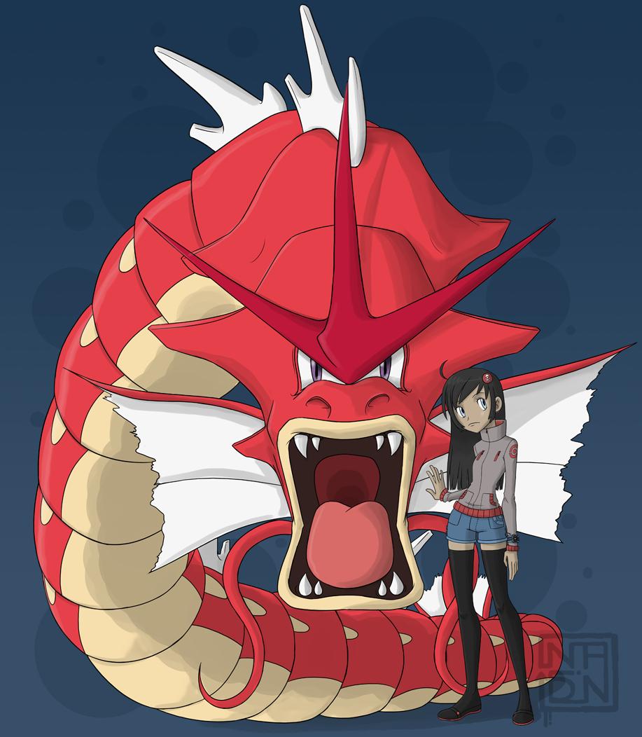 Pokemon Trainer Nandi 2010