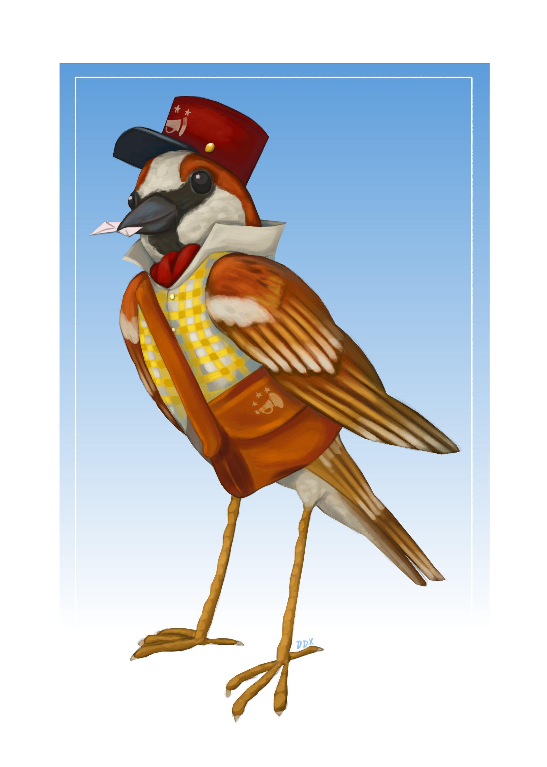 Carrier Sparrow