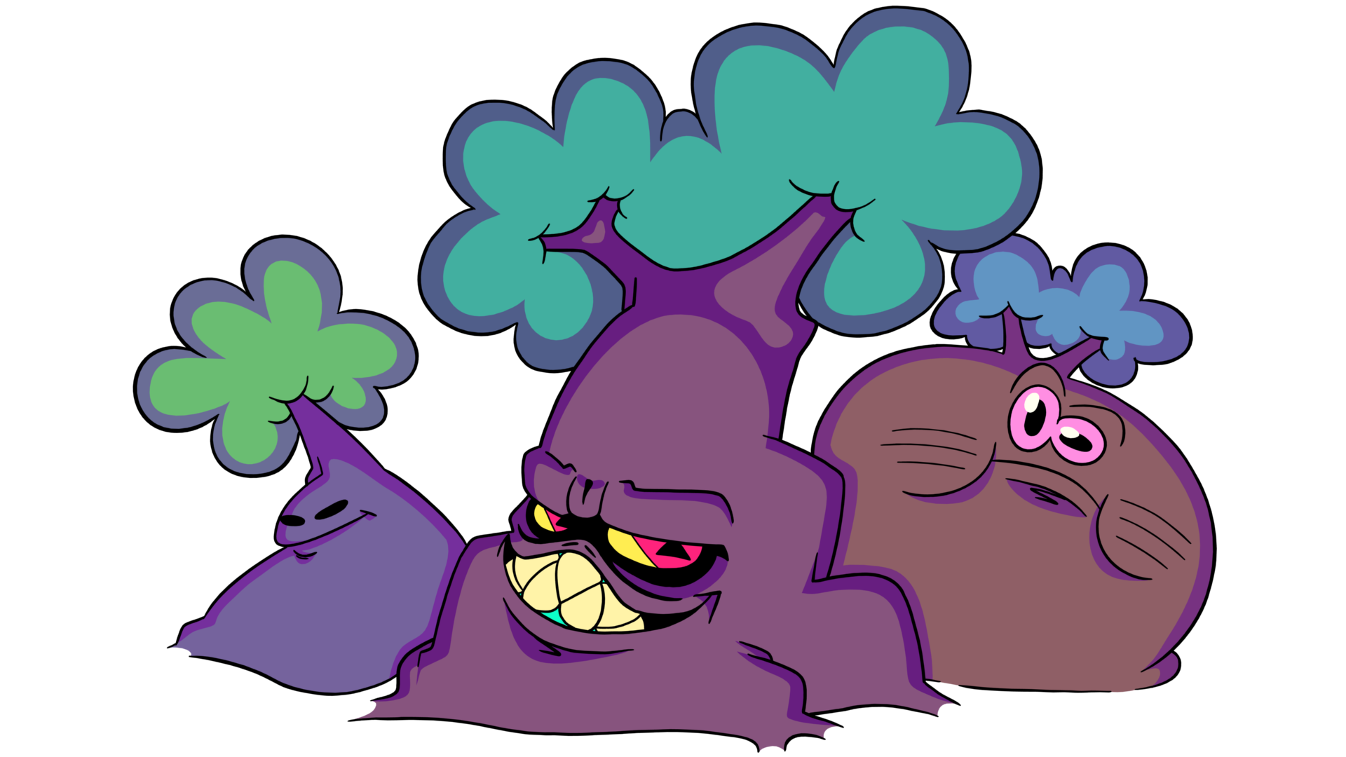 troublesome trees