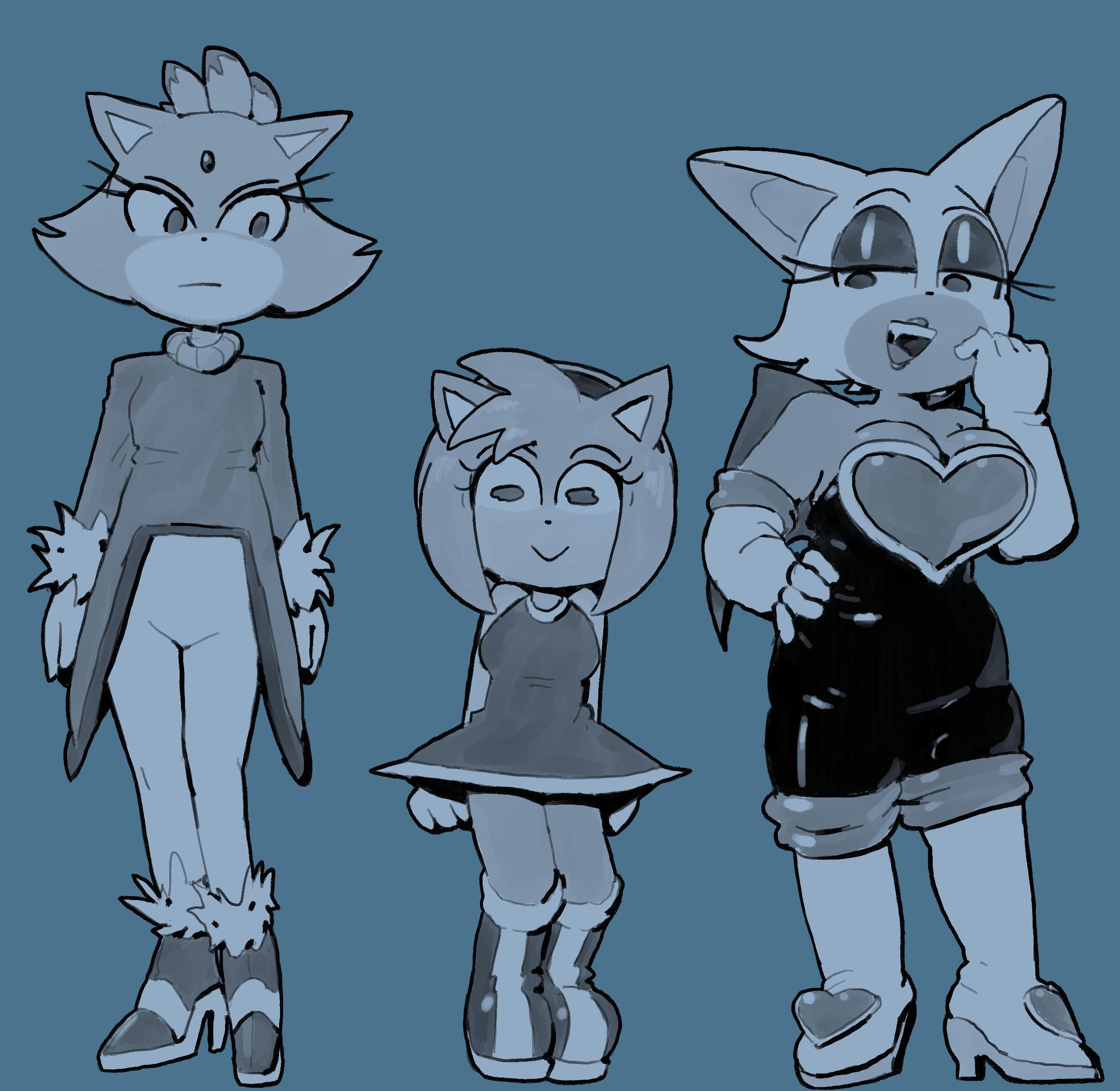 Short hog