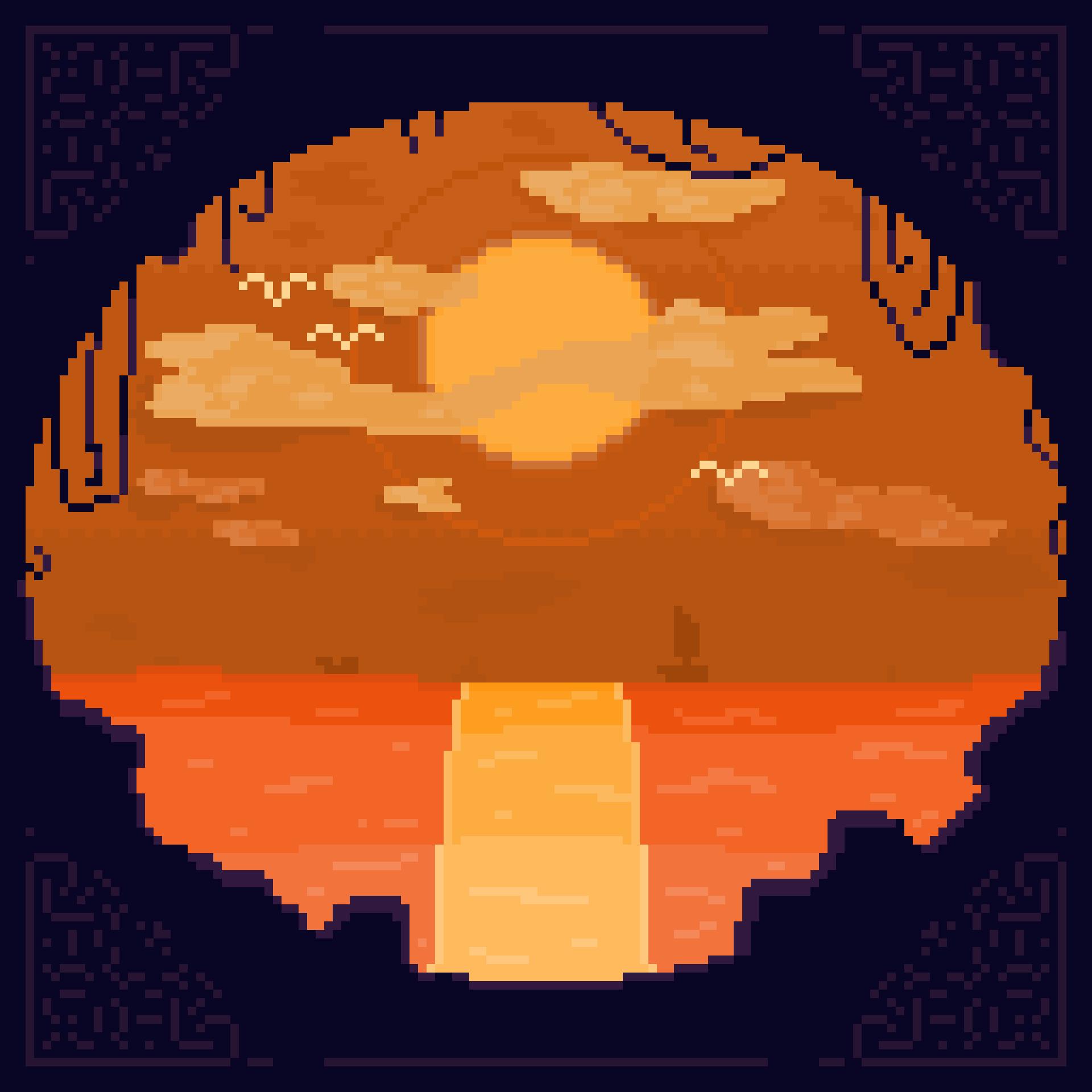 Oriental Sunset
