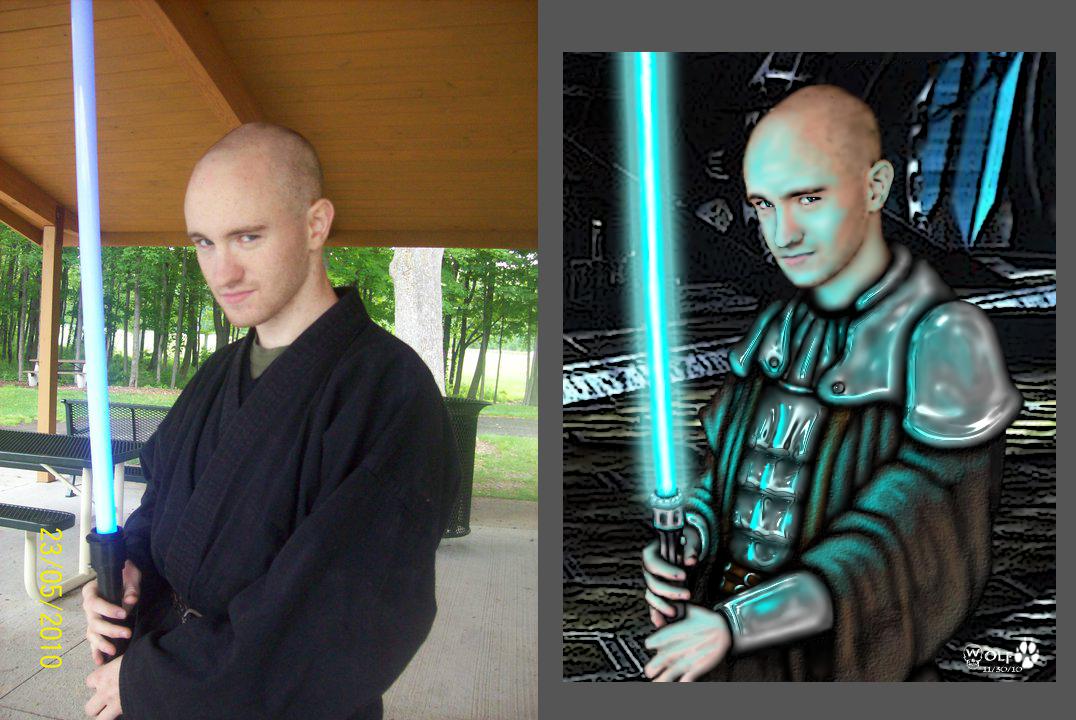 Jedi James