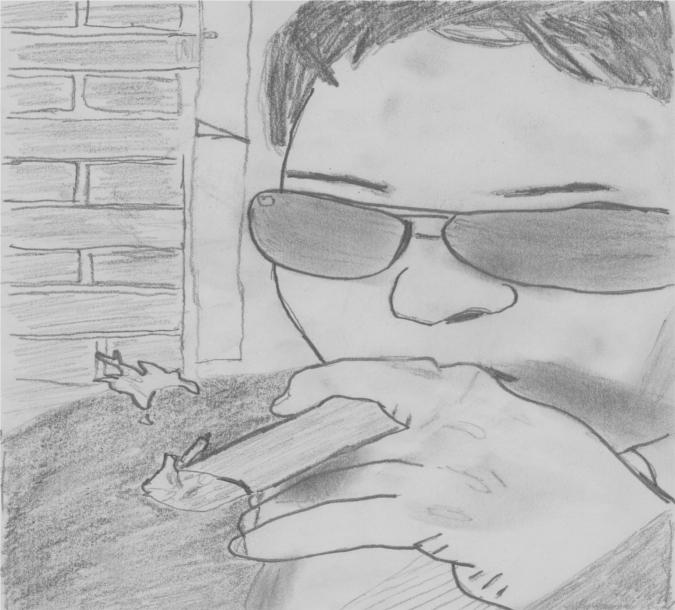 Luis - Portrait