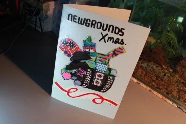 Xmas Card 2010