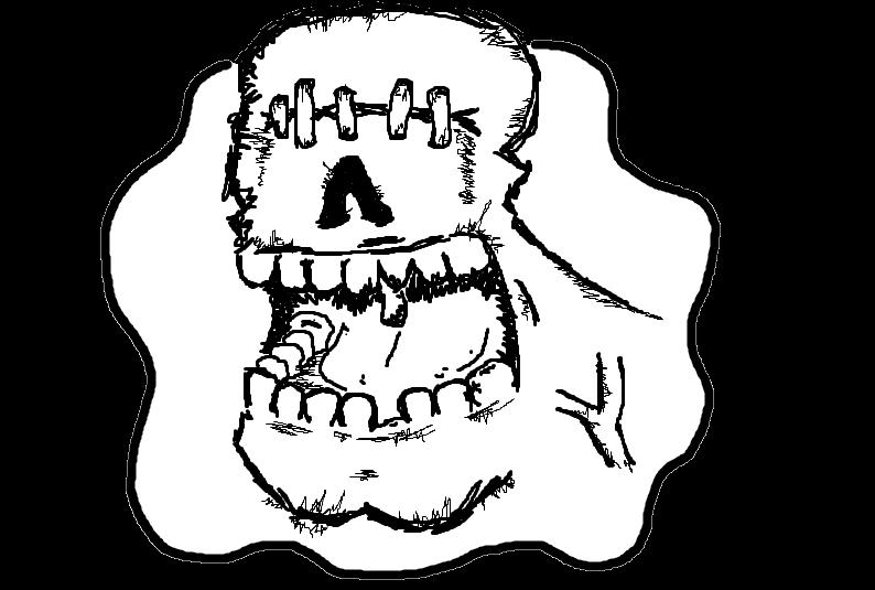 Stitches the Skull