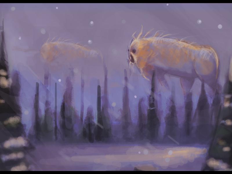 The Arctic Terror - CoW Xmas 1