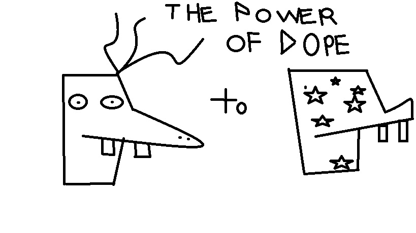 The Power of Dope