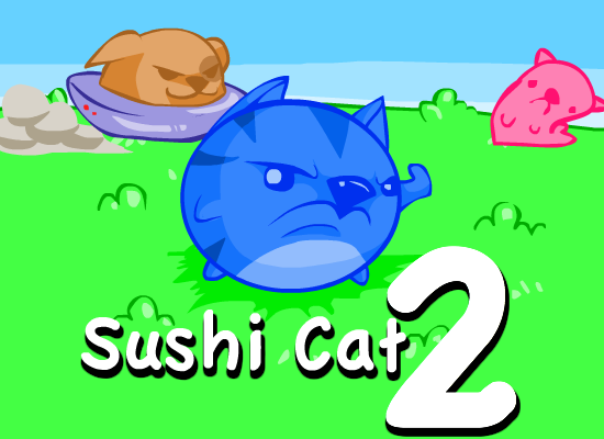 Sushi cat2 fanart