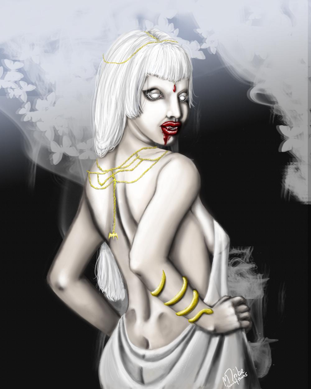 White Vampire